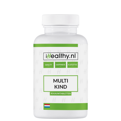 Multi-Kind-kauwtabletten iHealthy.nl EAN 0758891938567