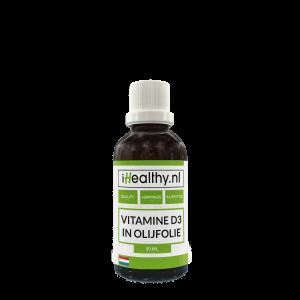 Vitamine-D3-in-olijfolie - 50ml iHealthy.nl EAN 0758891938512