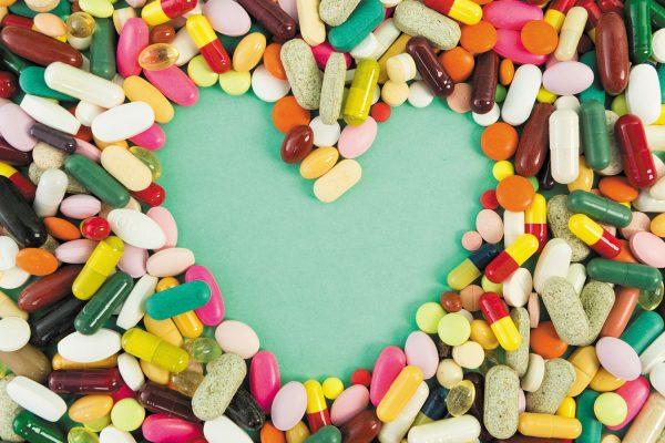 1. Vitamines & Supplementen