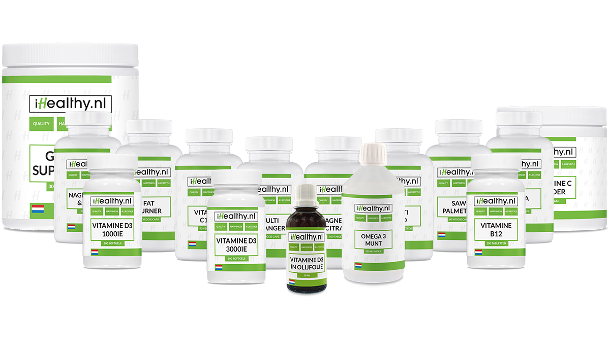 volledig-assortiment iHealthy.nl - Quality - Happiness - a Lifestyle