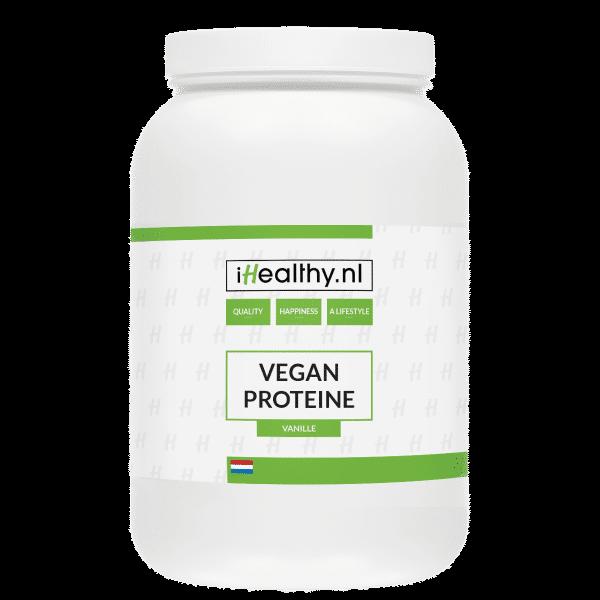 Vegan Proteïne 1000gram Vanille, iHealthy.nl