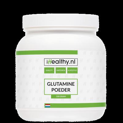 L-Glutamine poeder 500gram iHealthy.nl